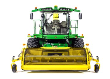 8200 Self-Propelled Forage Harvester