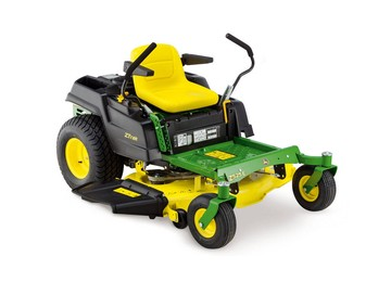 Z525E Residential ZTrak™ Mower with 48- or 54-in. Deck