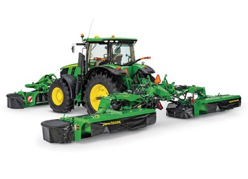 Mower Conditioners