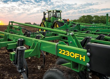 2230FH Floating Hitch Field Cultivator