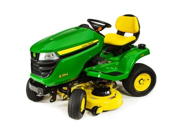X354 Lawn Tractor with 42-in. Deck