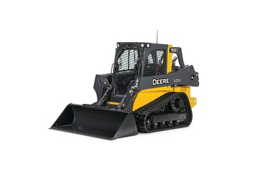 325G Compact Track Loader