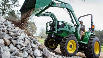 3 Family Compact Utility Tractors
