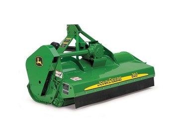 Flail Mowers and Shredders