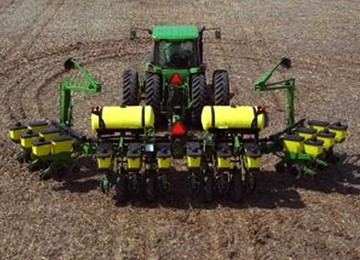 1765 Rigid Drawn Planter