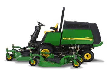 Commercial Wide-Area Mowers