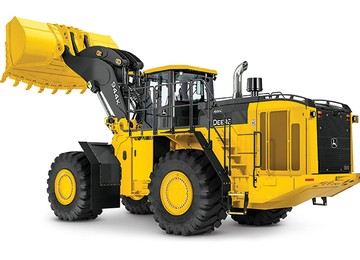 Big Front End Loaders