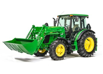 5100M Utility Tractor