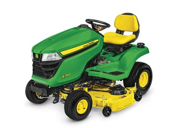 X350 Lawn Tractor with 48-inch Deck