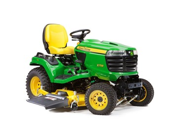 X758 Signature Series Lawn Tractor
