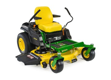 Z535R Residential ZTrak™ Mower with 54-in. High Capacity Deck