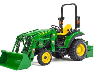 2032R Compact Utility Tractor