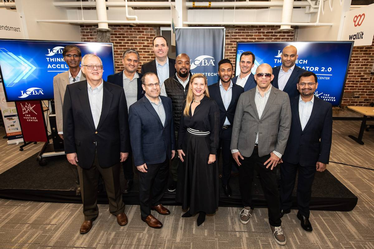 2020 ICBA ThinkTECH Accelerator participants
