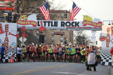 Little Rock Marathon 2016
