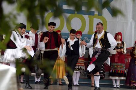 The International Greek Food Festival