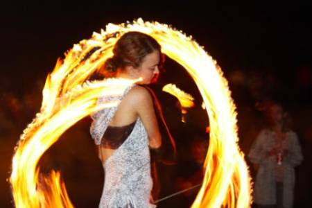 Wildwood Park-lanterns-fire dancer