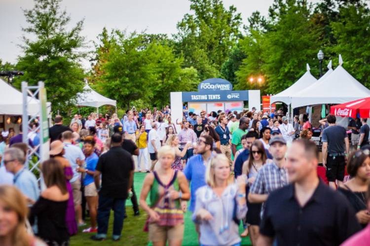 Atlana Food Wine Festival Photo