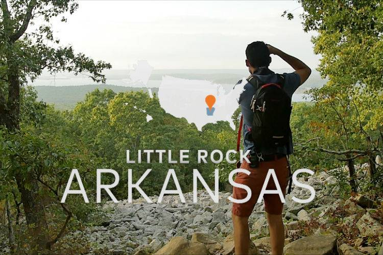 Little Rock-brand usa video