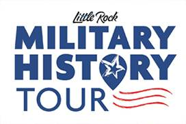 Little Rock Military History Tour Navigation Image