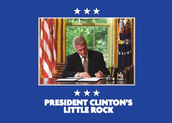 President Clinton's Little Rock