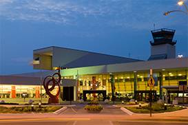Hotels Near Clinton National Airport Navigation Image