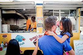 Food Trucks Navigation Image