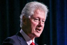 Bill Clinton's Little Rock Navigation Image