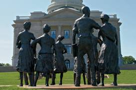 Arkansas Civil Rights History Navigation Image