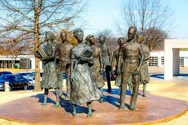 The Little Rock Nine Navigation Image