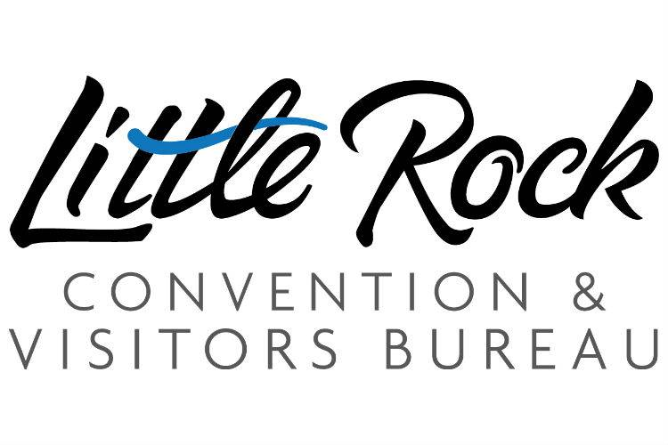 Little Rock logo-with CVB tag